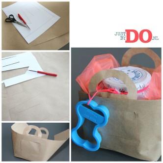 Picknicktasje maken